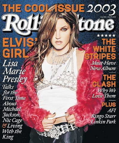 Lisa Marie: Rolling Stones Cover