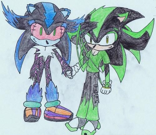 Lucifer & Becca~ Cute Couple