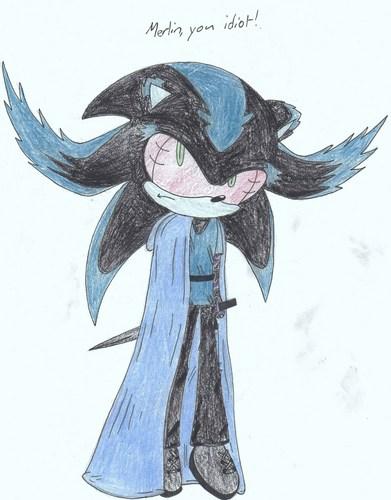 Lucifer as Prince Arthur