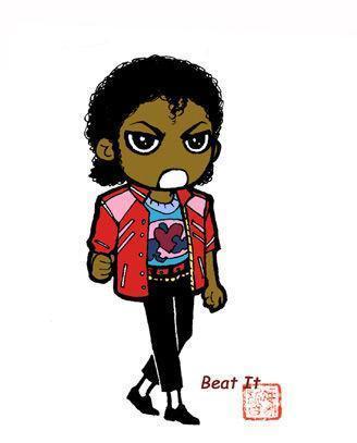 MJ fanart