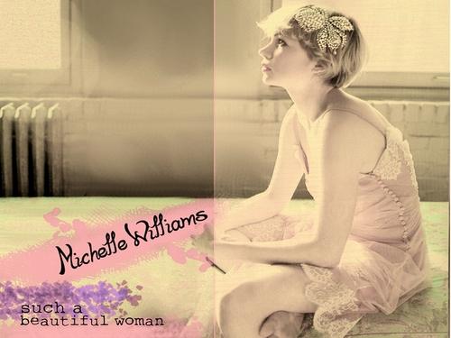 Michelle Williams Hintergrund called Michelle Williams