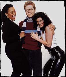 Mark, Joanne and Maureen