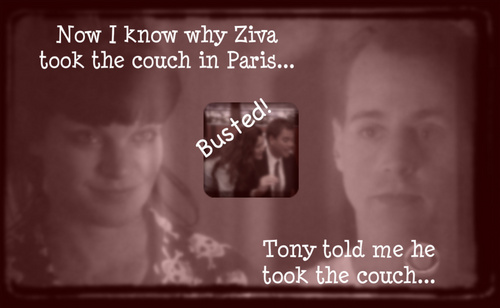 McAbby finds out Tiva is Lieing!