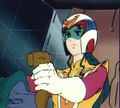 Megumi at the Controls - voltes-v screencap