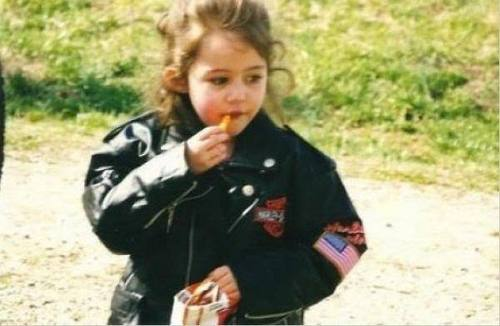 Miley Cyrus Younger 사진