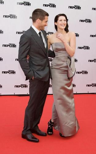 "Moscow premiere of ""Prince of Persia: The Sands of Time"" (May 12)"