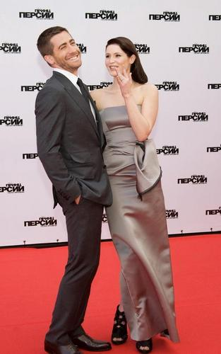 """Moscow premiere of """"Prince of Persia: The Sands of Time"""" (May 12)"""