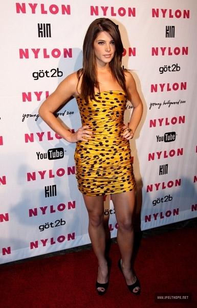 NYLON'S May Young Hollywood Event - May 12