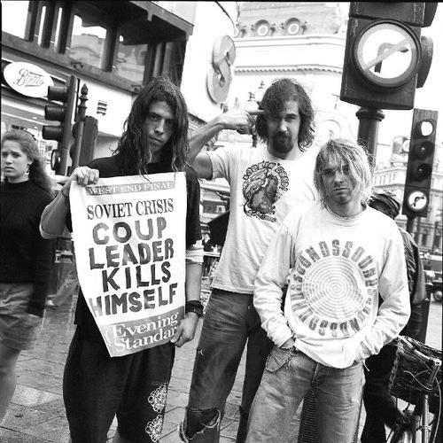 Nirvana♥