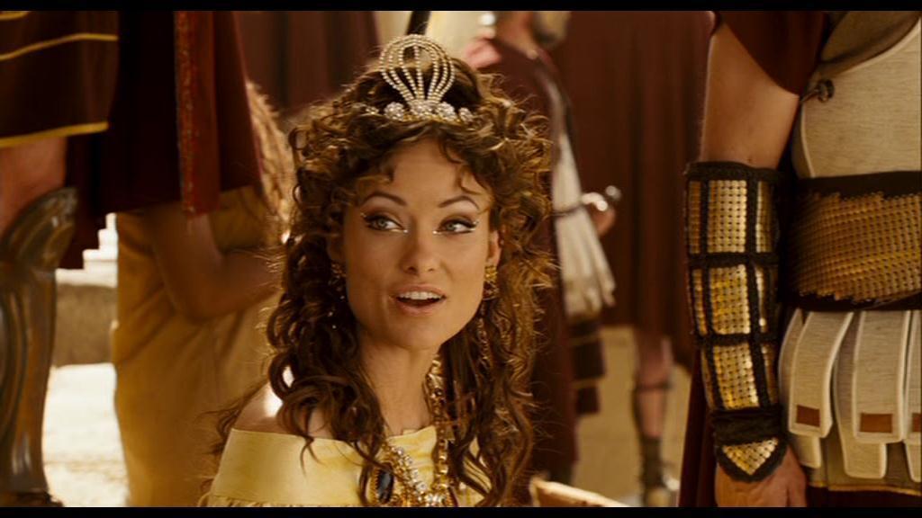 Olivia Wilde as ...Vampire Queen Costume For Kids