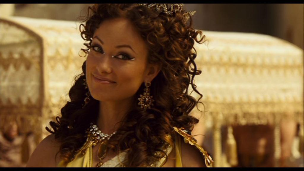 Olivia Wilde year one