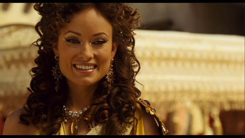 Olivia Wilde as Princess Inanna in 'Year One'