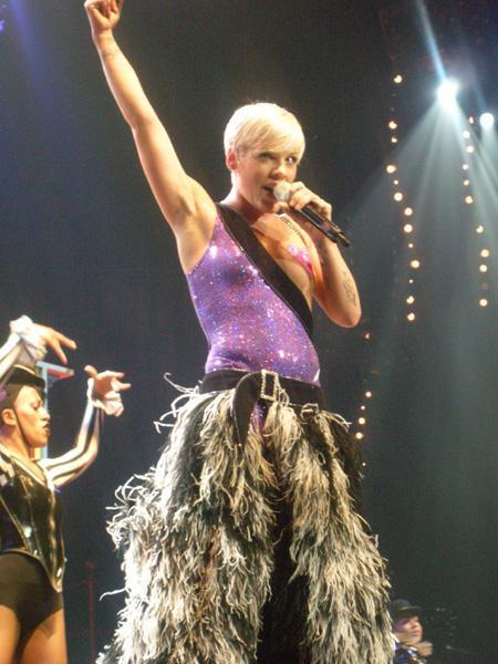Pink Funhouse Tour Live In Australia