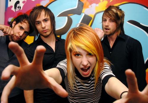 paramore Riot!