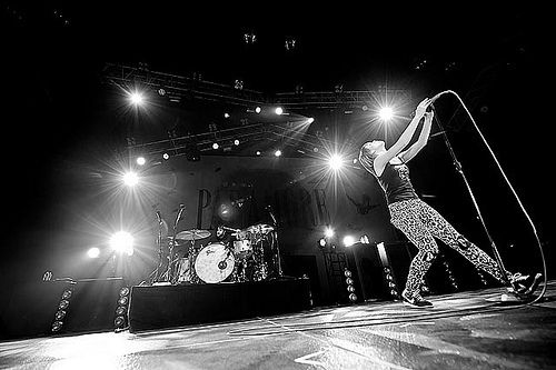 Paramore in Seattle