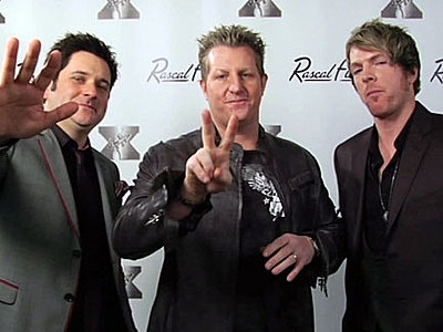 Rascal Flatts 10 years celebration