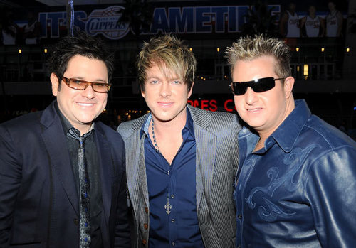 Rascal Flatts 2010 People Choice awards
