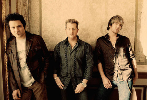 Rascal Flatts Unstoppable 照片 shoot 2