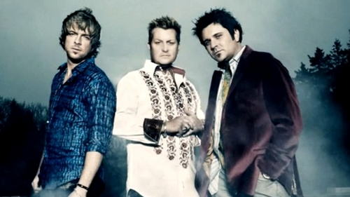 Rascal Flatts Unstoppable 照片 shoot 3