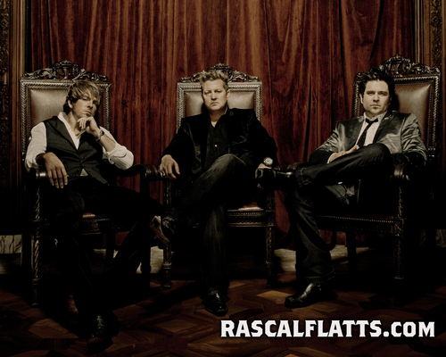 Rascal Flatts Unstoppable 壁纸