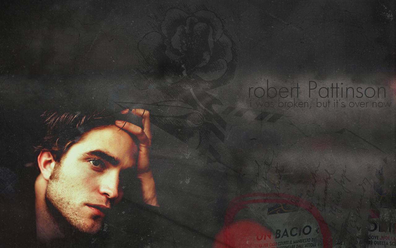 Robert <3 - robert-pattinson wallpaper