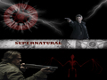 SO hot - the-winchesters wallpaper