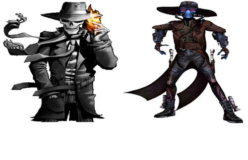 Skullduggery Pleasant wallpaper titled Skulduggery Pleasant/Cad Bane