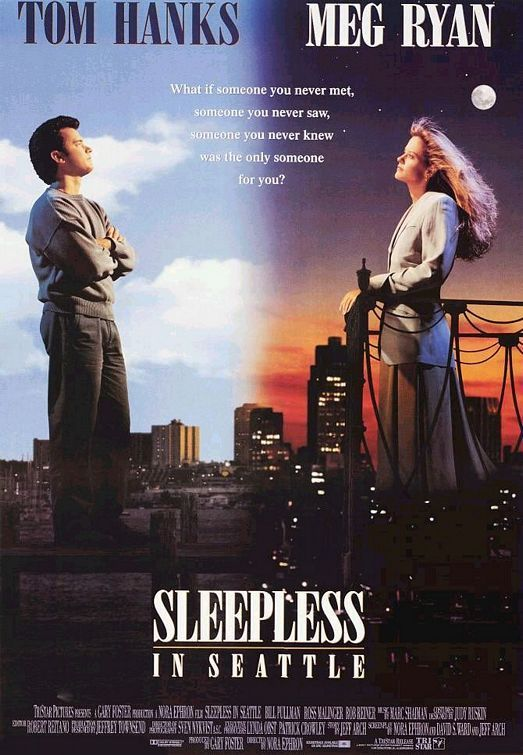 Sleepless in Seattle - Poster