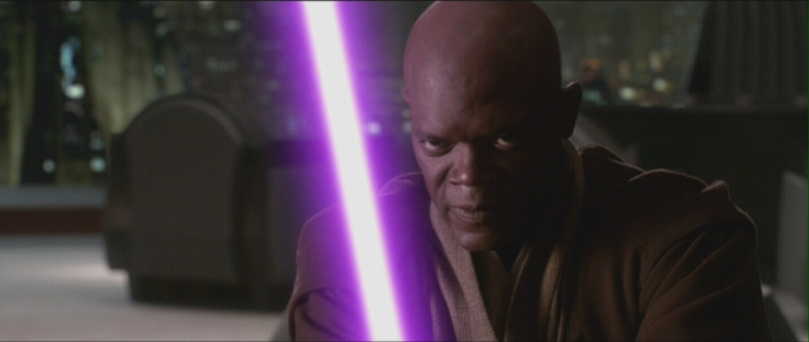 Etoile Star Wars Revenge Of The Sith Mace Windu Image 12176780 Fanpop