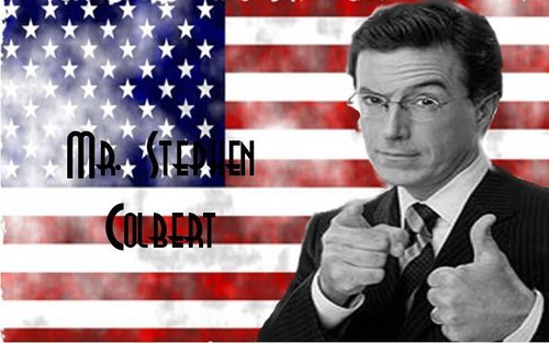 Stephen Colbert wallpaper titled Stephen Background