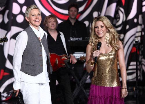 The Ellen DeGeneres mostra - April 27