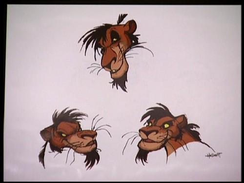 The Lion King 2 Concept Art