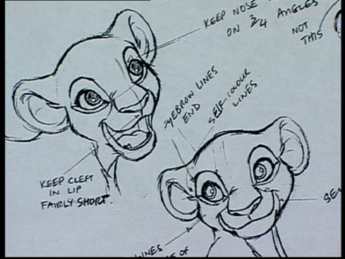 The Lion King 2 Concept Art