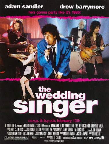 The Wedding Singer - Poster