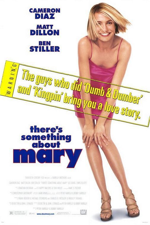 There's Something About Mary - Poster