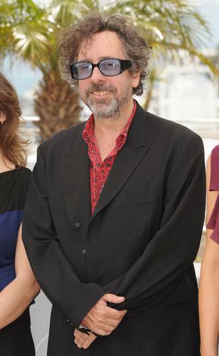 Tim burton @ the Jury Photocall @ the 63rd Cannes Fim Festival