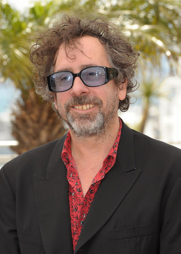 Tim バートン @ the Jury Photocall @ the 63rd Cannes Fim Festival