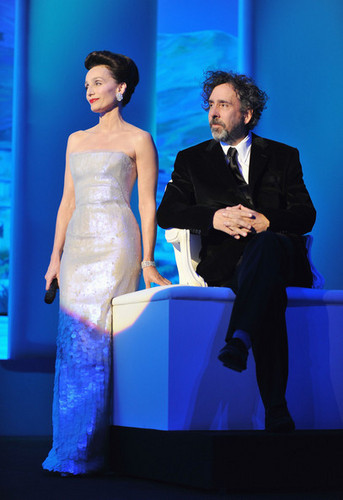 Tim burton @ the Premiere of 'Robin Hood' @ the 63rd Cannes Film Festival
