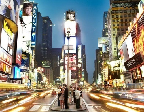 Times Square-NYC