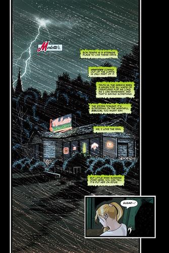True Blood Comic Book Preview