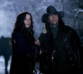 Van Helsing and Anna