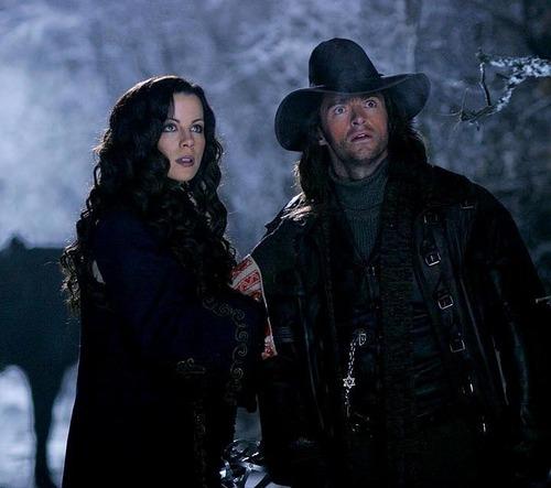 van Helsing and Anna