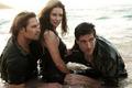 Vanity Fair outtakes! {Matt, Evi & Josh}