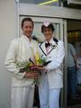 Vicki & Misha renew their vows @Albertsons