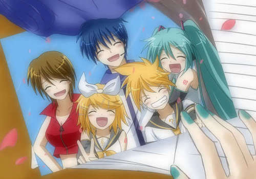 Vocaloid Group
