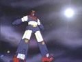 Voltes V readies to fight - voltes-v screencap