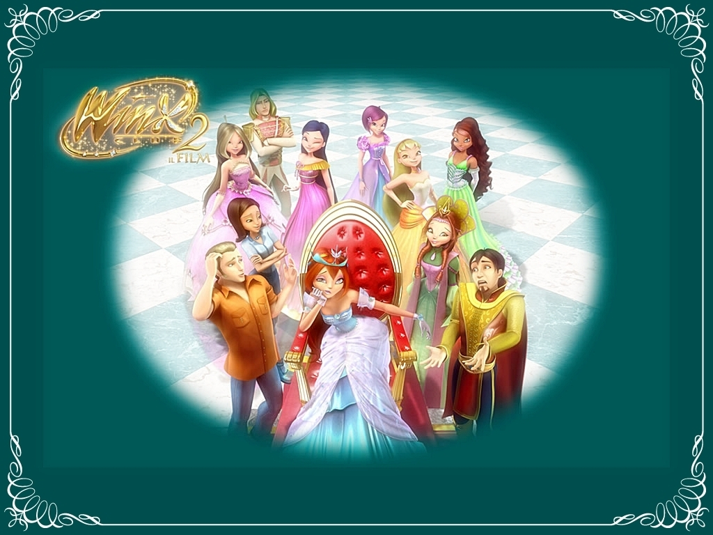 Winx club movie winx movie 2 magic adventure