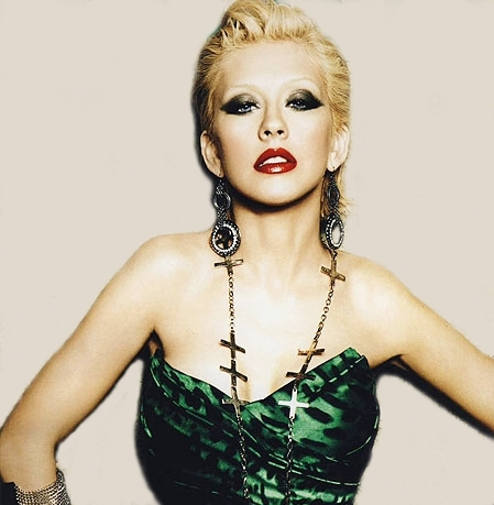 Xtina Latina Photoshoot (2 Versions)