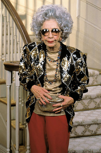 The Nanny wallpaper titled Yetta