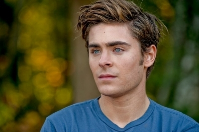 Zac Efron in The Life and Death of Charlie St nube, nuvola